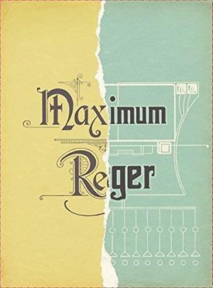 Max Reger - Maximum Reger (6 DVDs)