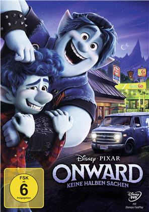 Onward - Keine halben Sachen (2020)