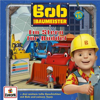 Bob Der Baumeister - 025/Ein Stern für Buddel