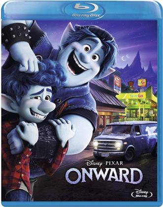 Onward - Oltre la magia (2020) (Limited Edition, Steelbook, 2 Blu-rays)