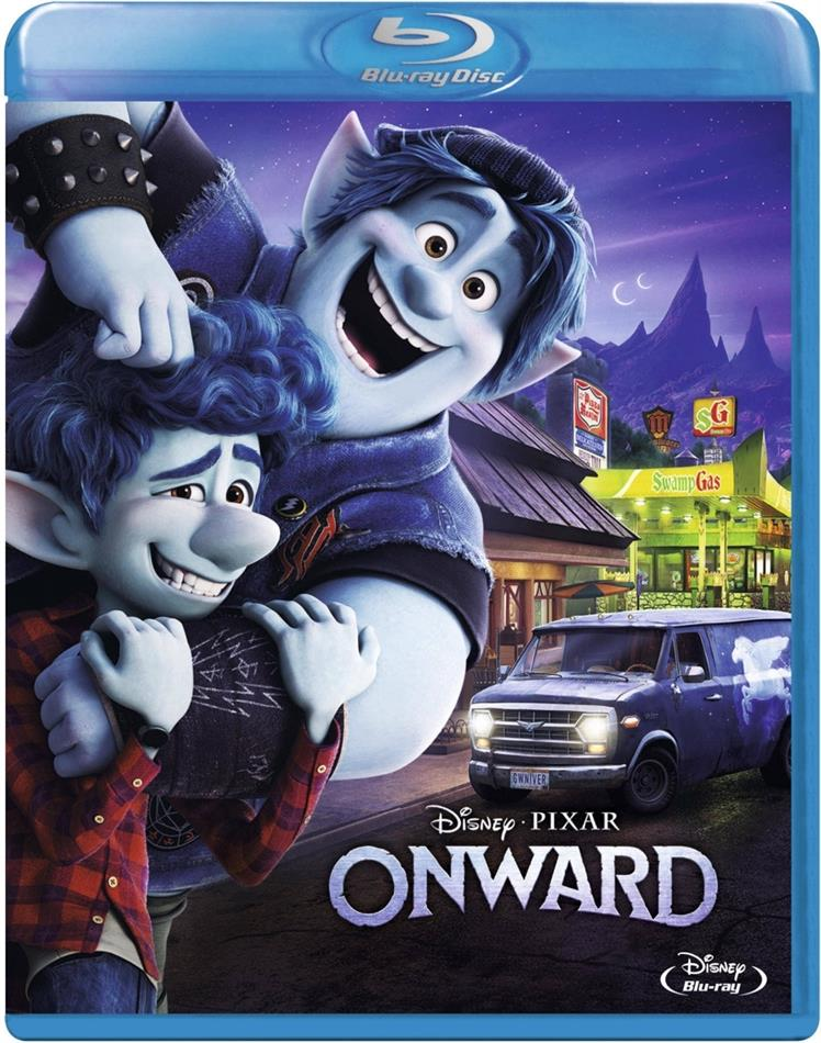 Onward - Oltre la magia (2020) (Limited Edition, Steelbook)