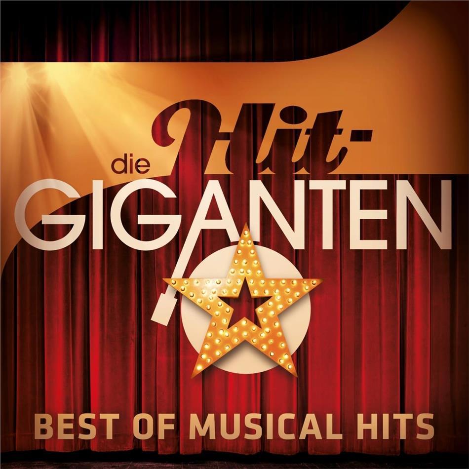 Die Hit Giganten Best Of Musical Hits (3 CDs)