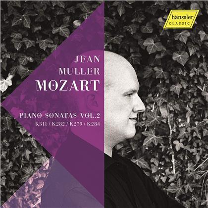 Wolfgang Amadeus Mozart (1756-1791) & Jean Muller - Complete Piano Sonatas Vol. 2