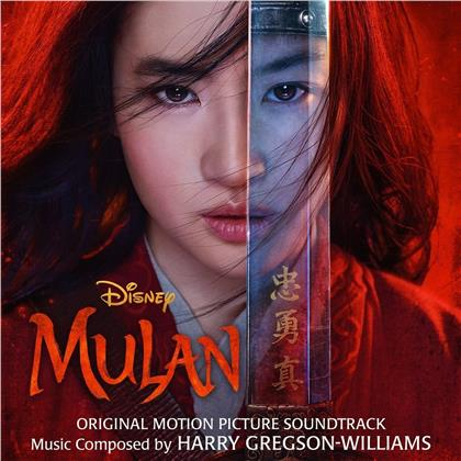 Harry Gregson-Williams - Mulan - OST - Disney (2020 Reissue)