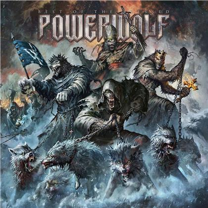 Powerwolf - Best Of The Blessed (Gatefold, 2 LPs)