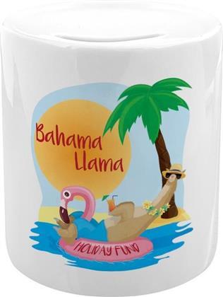 Bahama Llama - Holiday Fund - Money Box