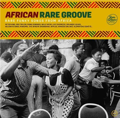 African Rare Groove (LP)