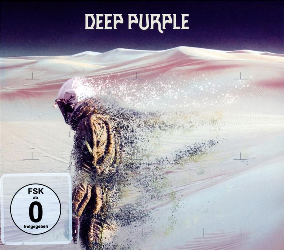 Deep Purple - Whoosh! (Mediabook, CD + DVD)