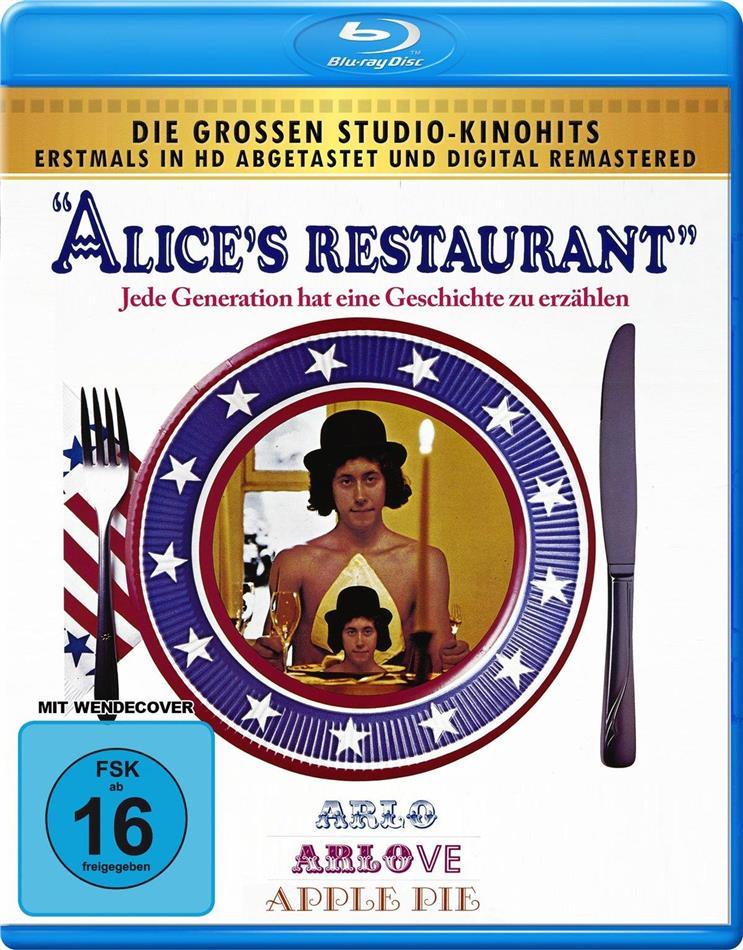 Alice`s Restaurant (1969) (Remastered)
