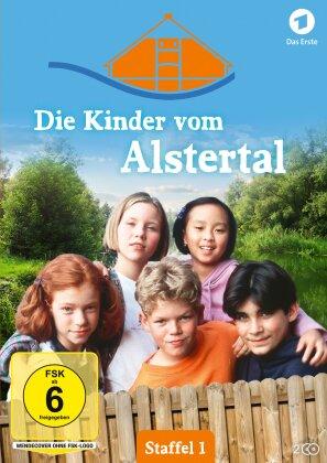 Die Kinder vom Alstertal - Staffel 1 - Folge 1-13 (2 DVDs)