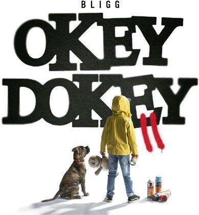 Bligg - Okey Dokey II (CD Signierte Version) (CD + Digital Copy)