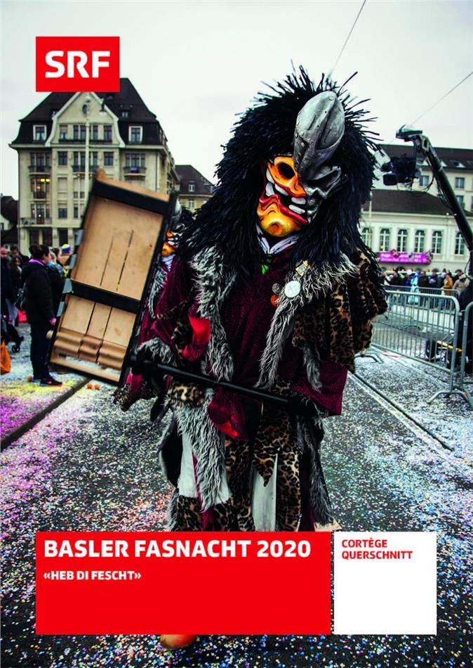 "Basler Fasnacht 2020 - ""Heb di Fescht: Die abgesagte Basler Fasnacht"" - SRF Dokumentation"