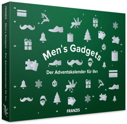 Men's Gadgets. Der Adventskalender für ihn
