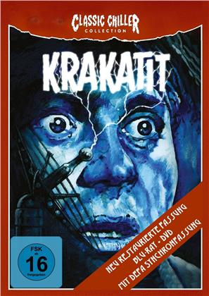 Krakatit (1948) (Classic Chiller Collection, Limited Edition, Restaurierte Fassung, Blu-ray + DVD)