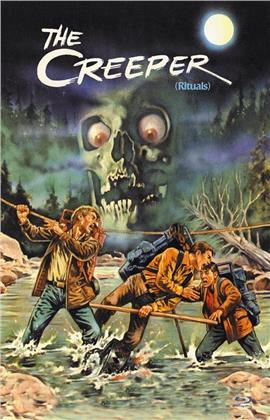 The Creeper (1977) (Grosse Hartbox, Cover A, Limited Edition)