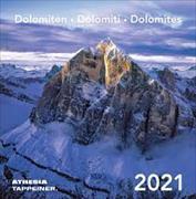 Dolomiten Postkartenkalender 2021