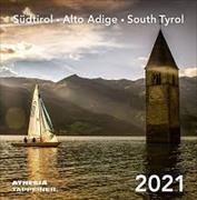 Südtirol Postkartenkalender 2021