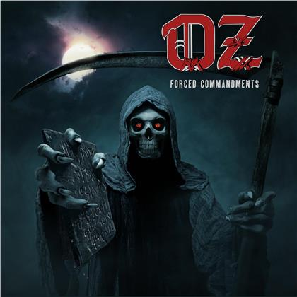 Oz - Forced Commandments (Gatefold, Limited Edition, Red Vinyl, LP)