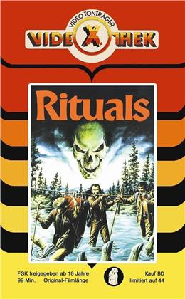 Rituals (1977) (Grosse Hartbox, Cover B, Limited Edition)