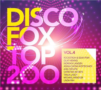 Discofox Top 200 Vol. 4 (3 CDs)