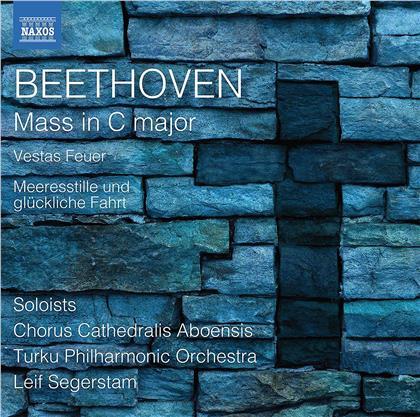 Turku Philharmonic Orchestra, Ludwig van Beethoven (1770-1827), Leif Segerstam & Chorus Cathedralis Aboensis - Mass In C Major