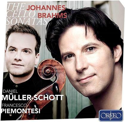 Johannes Brahms (1833-1897), Daniel Müller-Schott & Francesco Piemontesi - Cello Sonats