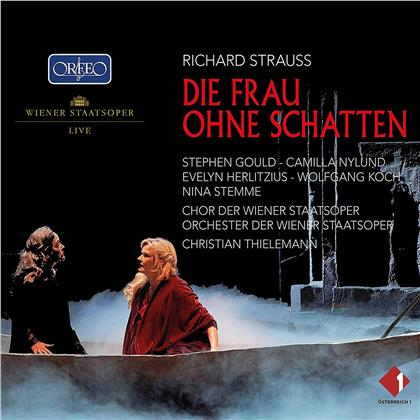 Richard Strauss (1864-1949), Stephen Gould, Camilla Nylund, Evelyn Herlitzius, Sebastian Holecek, … - Die Frau Ohne Schatten