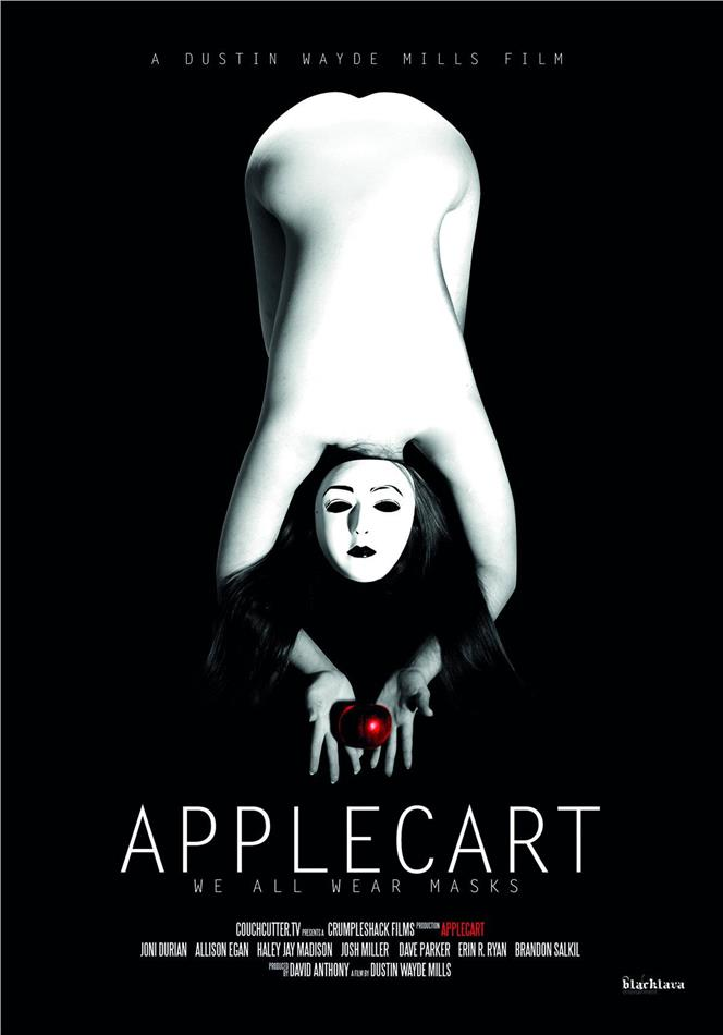 Applecart (2015) (Slipcase Edition, Cover A, Limited Edition, 2 DVDs)