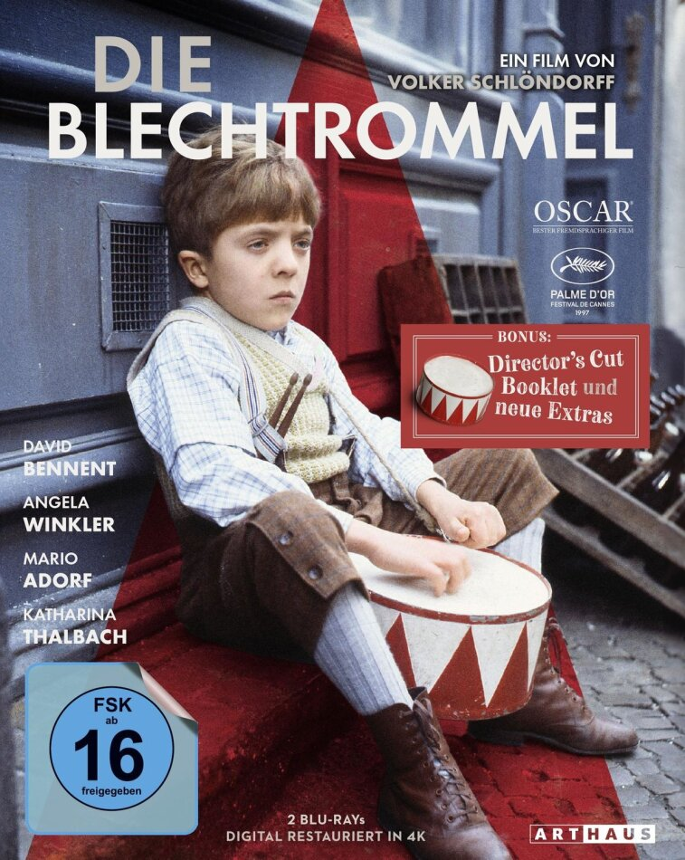 Die Blechtrommel (1979) (Collector's Edition, 2 Blu-rays)