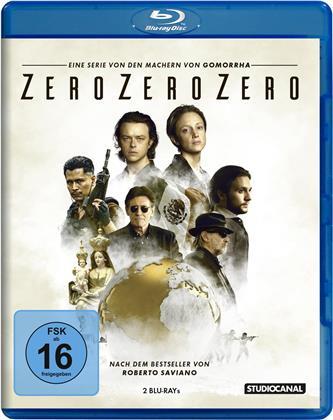 ZeroZeroZero (2 Blu-rays)