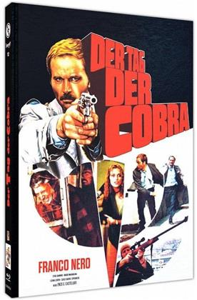 Der Tag der Cobra (1980) (Cover A, Limited Edition, Mediabook, Blu-ray + DVD)