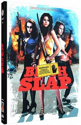 Bitch Slap (2009) (Cover C, Limited Edition, Mediabook, Blu-ray + DVD)
