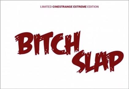 Bitch Slap (2009) (Cover Q, Wattiert, Cinestrange Extreme Edition, Limited Edition, Mediabook, Blu-ray + DVD)