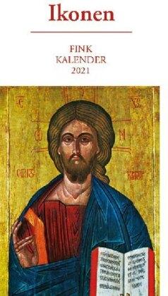 Ikonen 2021. Kunst-Postkartenkalender