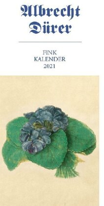 Dürer 2021. Kunst-Postkartenkalender