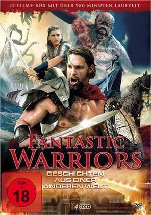 Fantastic Warriors - 12 Filme (4 DVD)