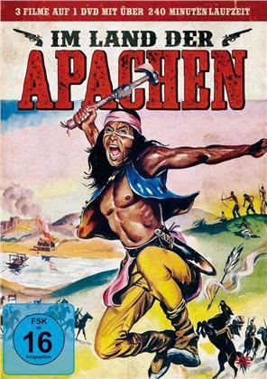 Im Land der Apachen - Die Nacht der Abrechnung / Aufstand in Arizona / Das Maschinengewehr
