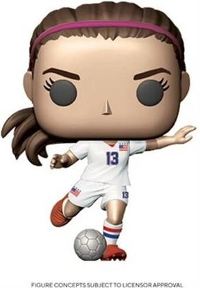Funko Pop! Sports: - U.S. Woman's Soccer Team - Alex Morgan