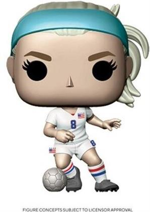 Funko Pop! Sports: - U.S. Woman's Soccer Team - Julie Ertz