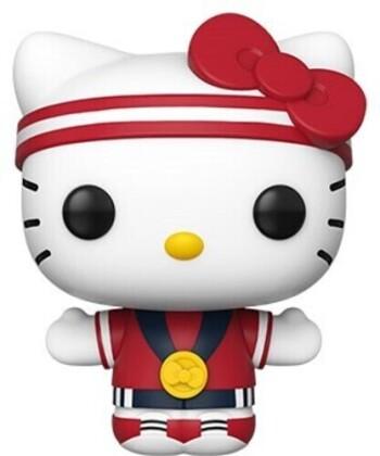 Funko Pop! Sanrio: - Hello Kitty Sports Team USA - Gold Medal Hello Kit