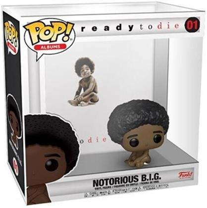 Funko Pop! Albums: - Biggie Smalls W/ Case