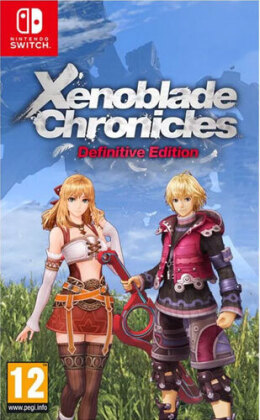 Xenoblade Chronicles (Definitive Edition)