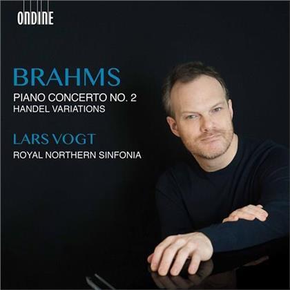 Johannes Brahms (1833-1897), Lars Vogt & Royal Northern Sinfonia - Piano Concerto 2, Händel Variations