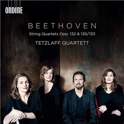 Tetzlaff Quartet & Ludwig van Beethoven (1770-1827) - String Quartets 132 & 130