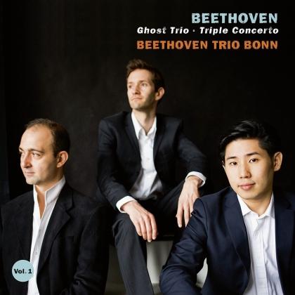 Beethoven Trio Bonn & Ludwig van Beethoven (1770-1827) - Ghost Trio & Tripel Concert