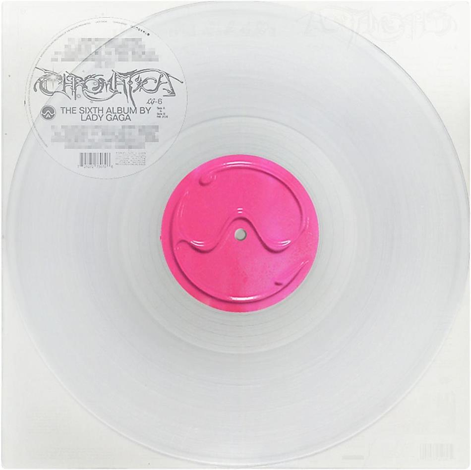 Lady Gaga - Chromatica (Milky Clear Vinyl, LP)
