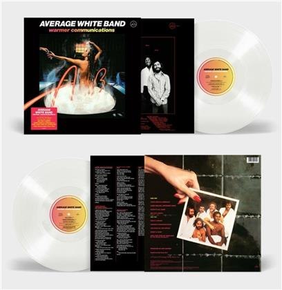 Average White Band - Warmer Communications (2020 Reissue, Limited Edition, Clear Vinyl, LP)