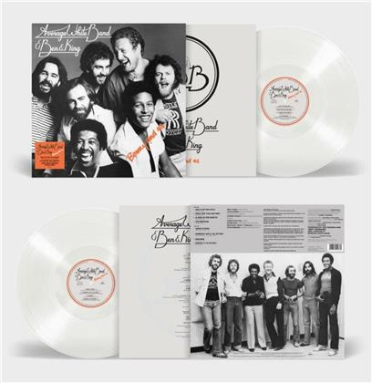 Average White Band - Benny & Us (2020 Reissue, Clear Vinyl, LP)