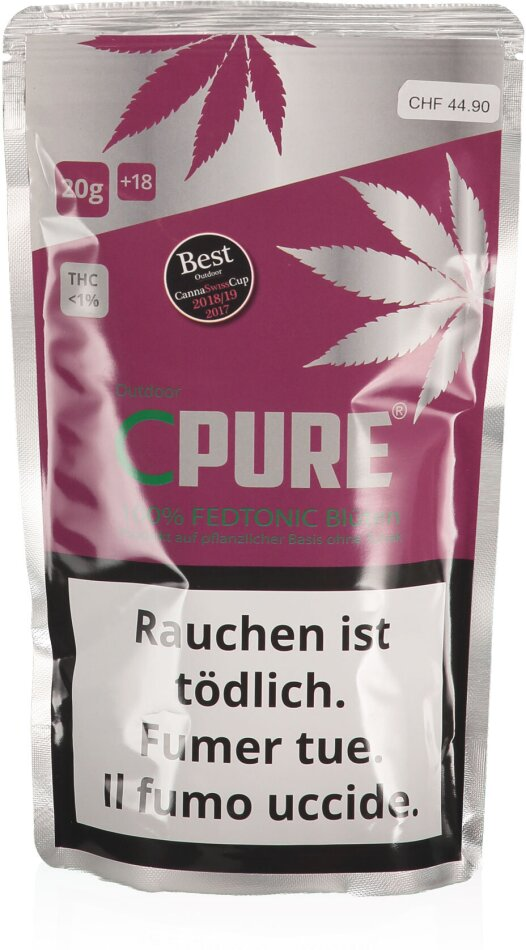 CPure Fedtonic Outdoor (20g)