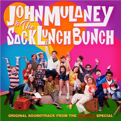 John Mulaney - John Mulaney And The Sack Lunch Bunch - OST (LP)